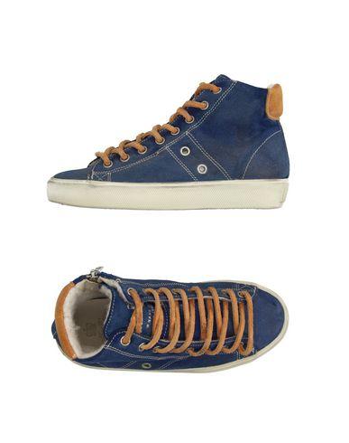 payer avec visa vente 2015 Chaussures De Sport De La Couronne En Cuir d'origine à vendre prendre plaisir Livraison gratuite rabais hMpuy