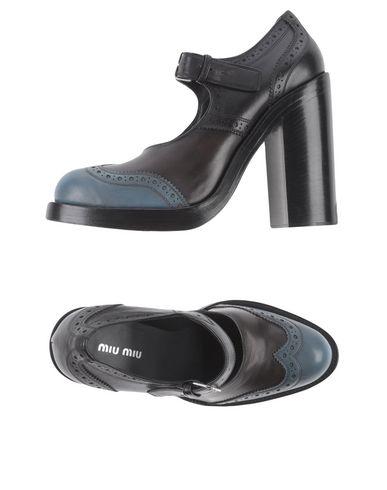 Miu Miu Chaussures meilleur ZQ8pToCG