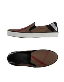 BURBERRY LONDON Low-tops