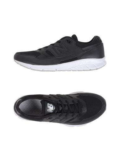 Nouvel Équilibre 530 Baskets Vazee Noir Et Blanc