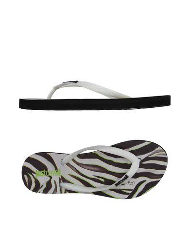 Just Cavalli Doigt Sandales Beachwear Livraison gratuite SAST vente best-seller 2014 frais Livraison gratuite profiter vente Footlocker Finishline 24Y0rJu