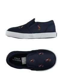 RALPH LAUREN - Low-tops