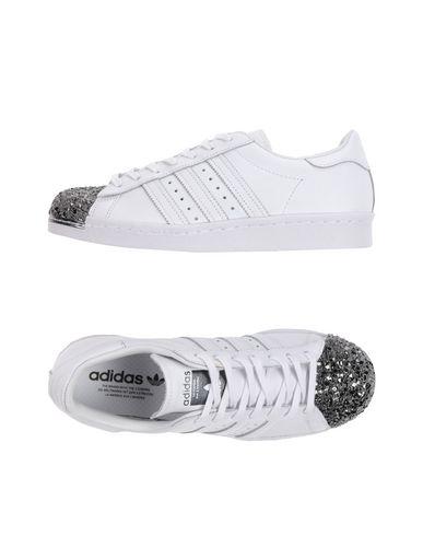 Sport Métal Superstar De Chaussures Des En Adidas Années Originaux q6nftHZOx