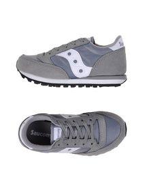 SAUCONY Низкие кеды и кроссовки