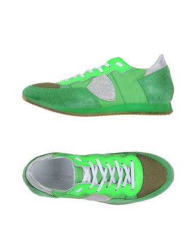 PHILIPPE MODEL Низкие кеды и кроссовки