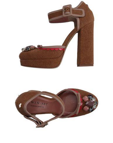 Twin-set Simona Barbieri Chaussures prendre plaisir rG9X3PY6v