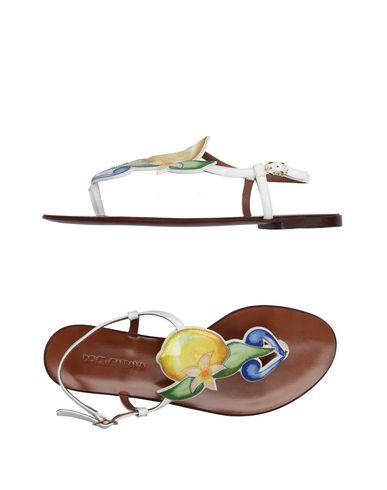 propre et classique Sandales Dolce & Gabbana Doigt vente boutique pour Best-seller fbYdEOneP