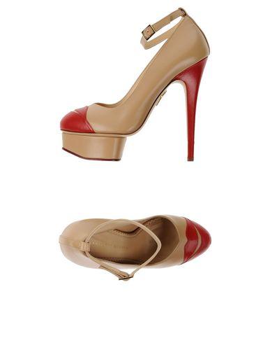 Charlotte Olympia Chaussures rabais de dédouanement paiement de visa jeu avec paypal C2o8e5Um