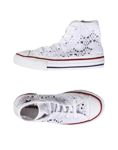 All Star Ct Comme Baskets Hi Crochet