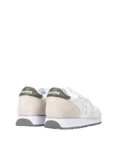 Chaussures De Sport En Cuir Saucony Jazz O propre et classique dégagement 3f68GHFsNP