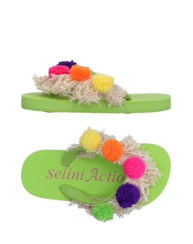 Sandales Orteil Action Selini