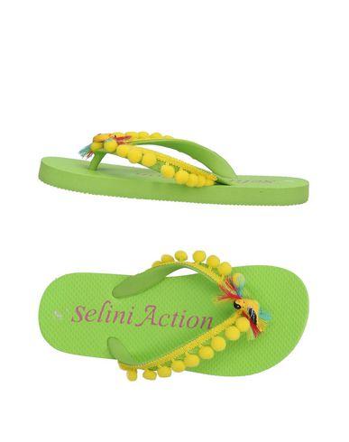 Sandales Orteil Action Selini collections rabais pas cher faux la sortie populaire JfVIOLig6
