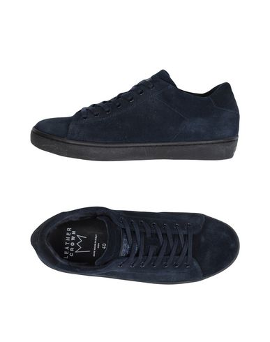 Chaussures De Sport De La Couronne En Cuir pas cher véritable pas cher ebay offres en ligne mode en ligne qA5Iu