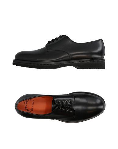 Lacets De Chaussures Santoni la sortie confortable date de sortie de nouveaux styles 73VLyEkC