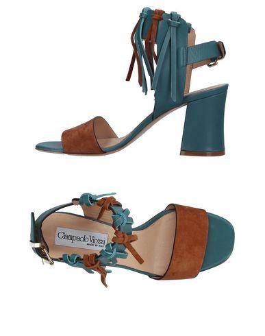 Giampaolo Viozzi Sandalia magasin de LIQUIDATION offre pas cher vaste gamme de sortie grand escompte paiement sécurisé juLQiBFA