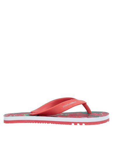 Sandales Dolce & Gabbana Doigt