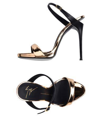 Footaction rabais Sandalia Design Giuseppe Zanotti Offre magasin rabais ordre pré sortie à bas prix 5MzomEhSJO