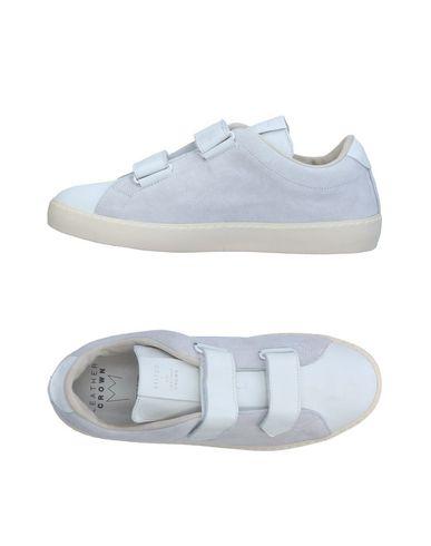 Chaussures De Sport De La Couronne En Cuir Livraison gratuite Footlocker enrLbb77