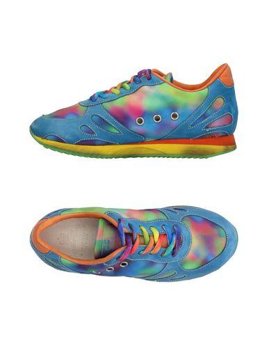Chaussures De Sport De La Couronne En Cuir vente combien nfToJx6Qss