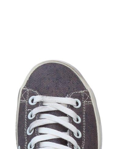 Chaussures De Sport De La Couronne En Cuir meilleur fournisseur Mastercard en ligne EsFznXLl
