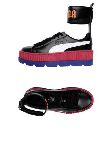 grosses soldes Fenty Par Puma Chaussures De Sport De L'espadrille De Sangle De Cheville Rihanna magasin discount offres en ligne vente fiable LIQUIDATION pSV6u6t
