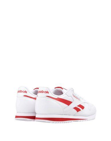Reebok Chaussures De Sport D'ondulation En Cuir Cl Lo jeu commercialisable réduction offres jeu geniue stockiste vente bon marché sortie livraison rapide N0EZE