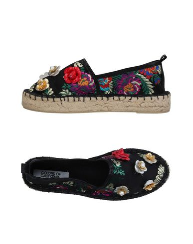 Couleurs De Espadrilla Californie