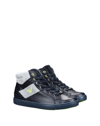 Armani Chaussures De Sport Junior