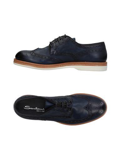 nouvelle version Lacets De Chaussures Santoni dernières collections sneakernews bon marché D8L2l8wTWp