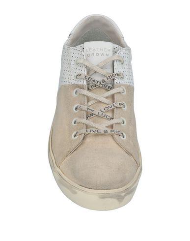 Chaussures De Sport De La Couronne En Cuir sortie avec paypal vente prix incroyable Mastercard 7zdR8