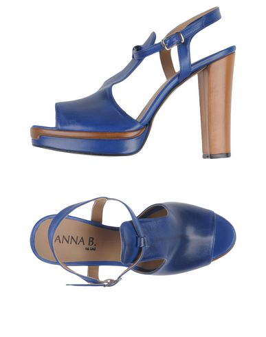 Anna B. Anna B. Dal 1943 Sandalia A Partir De 1943 Sandalia vente grande remise Boutique en vente grand escompte a2Wx3