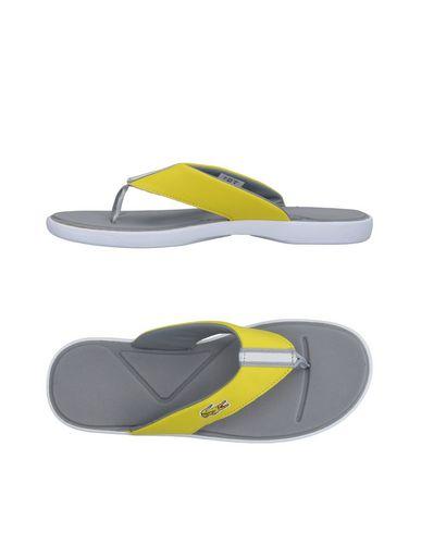 Doigt Sandales Lacoste