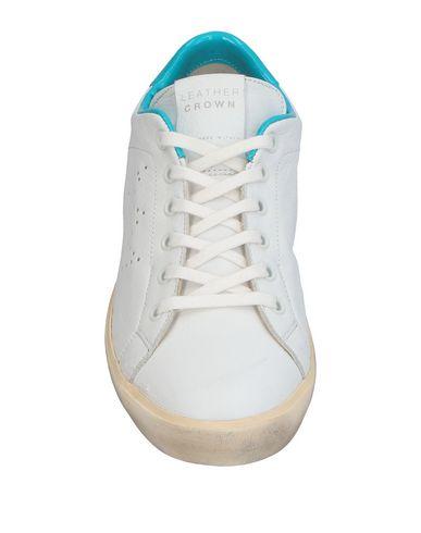 sneakernews discount Chaussures De Sport De La Couronne En Cuir bon service jeu authentique jeu vraiment r1RQL2pVFr