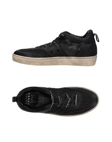 Chaussures De Sport De La Couronne En Cuir boutique pas cher visiter le nouveau jW2y6iNBi