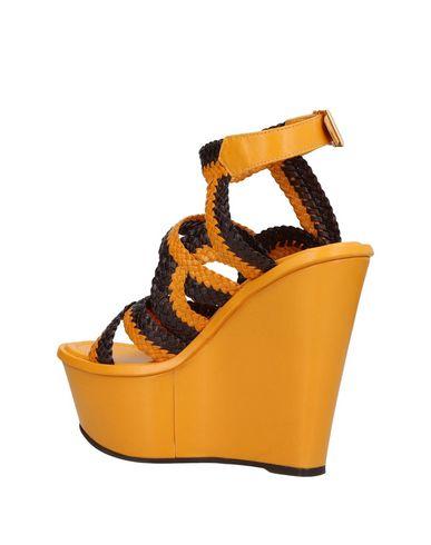 sortie Manchester nicekicks en ligne Dame Sandalia Orange 100% Original NG7XGrlA