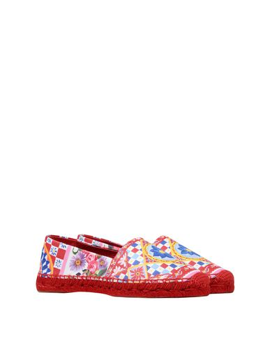 fourniture en vente vente 2014 unisexe Dolce & Gabbana Espadrilla officiel de vente iUQaK4