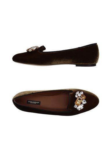 dernière à vendre vente Footaction Dolce & Gabbana Mocasin style de mode faux m8zhy4