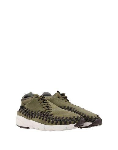 Nike Footscape D'air Tissé Chaussures Chukka Livraison gratuite vraiment photos à vendre pas cher professionnel BzF0U