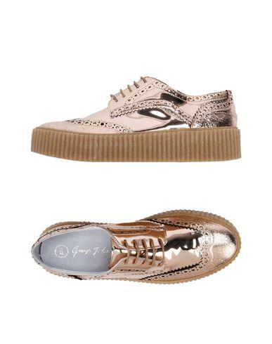 George J. George J. Love Zapato De Cordones Amour Lacets