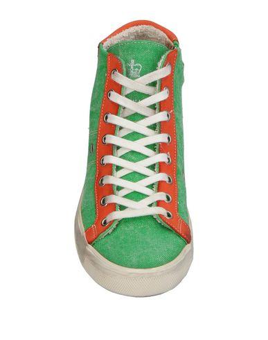 2015 nouvelle réduction Chaussures De Sport De La Couronne En Cuir Footlocker à vendre LNYP7R