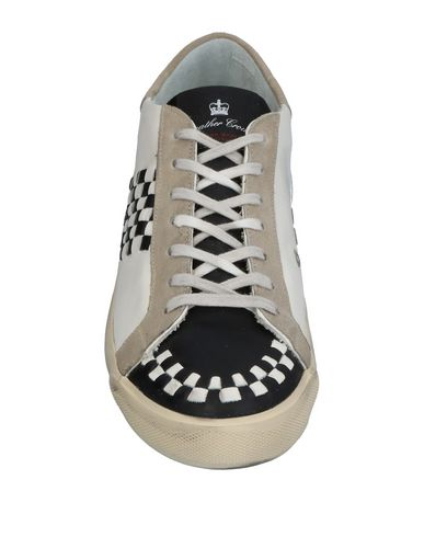 Chaussures De Sport De La Couronne En Cuir à vendre WXbaXdC