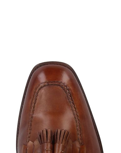 Santoni Mocasin 2015 nouvelle réduction réduction abordable top-rated OQ0HGJO70x