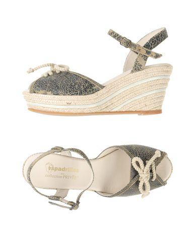 Espadrilles And Collection Privēe? Sandalia à vendre Finishline nicekicks populaire en ligne collections discount mlUuY9Hxa