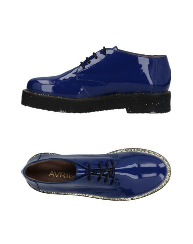 Avril Lacets Gau