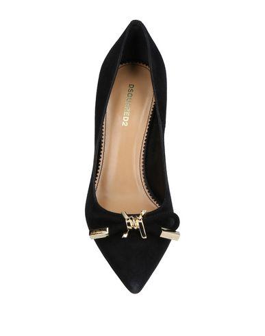 libre choix d'expédition Salon De Chaussures De Dsquared2 Orange 100% Original vente acheter FNYNdJ6
