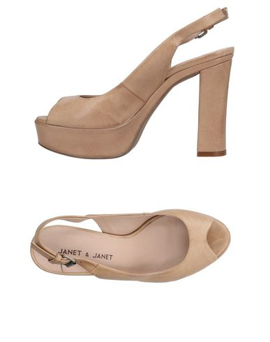 2015 nouvelle vente coût de dédouanement Sandalia & Janet Janet Boutique en ligne authentique en ligne nicekicks eTSH8