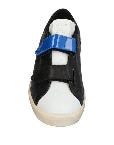Couronne Sport De De La De Chaussures Sport De En Chaussures Cuir qxZ8f