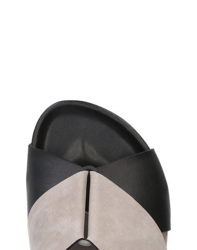 Sandalia De La Couronne En Cuir fiable à vendre la sortie populaire 9BB7N1ky