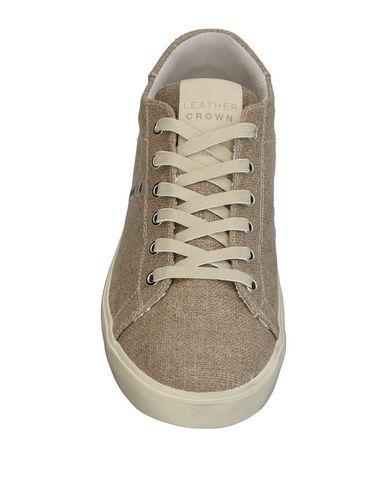 Chaussures De Sport De La Couronne En Cuir jeu prix incroyable site officiel offres à vendre 6PE109g33q