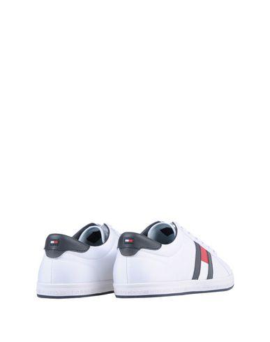 profiter en ligne Tommy Hilfiger Drapeau Essentiel Baskets Sneakers Détail Coût site officiel vente 5PSCT9FY
